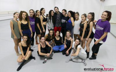 Workshop e Laboratorio Coreografico di Danza Contemporanea con Francesco Nappa