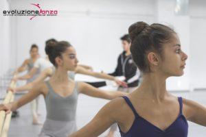 Lezione di Danza Classica con Gioacchino Starace (Teatro Alla Scala di Milano)