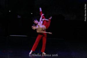 1°classFifteen | coreografia Maria Grazia MinopoliDancers | Arianna Montella Leonardo Zannella
