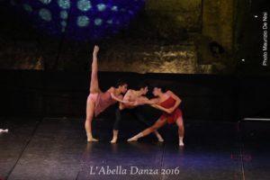 2° classImaginary Intentions | coreografia Maria Grazia MinopoliDancers | Anna Miglietta Leonardo Zannella Roberta Minopoli