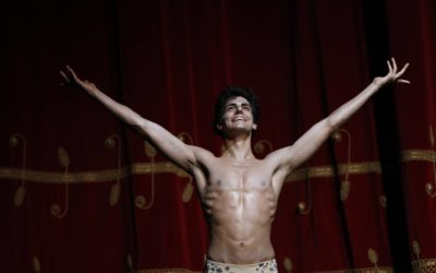 """Gioacchino Starace """"Miglior talento emergente del Corpo di Ballo del Teatro alla Scala"""""""