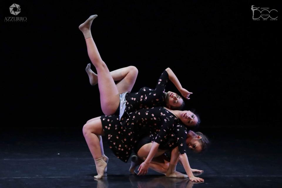 "Vetrina Coreografica ""Contemporary on Stage"""