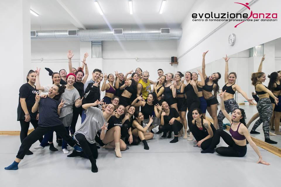 Workshop e Laboratorio Coreografico di Danza Contemporanea con Francesco Nappa