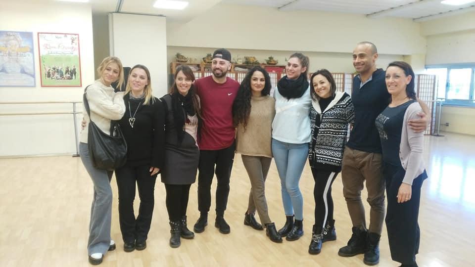 Christmas Workshop Livorno 2018
