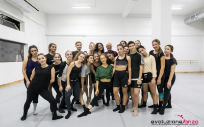 CHRISTMAS WORKSHOP DANZA CONTEMPORANEA 15/12/18