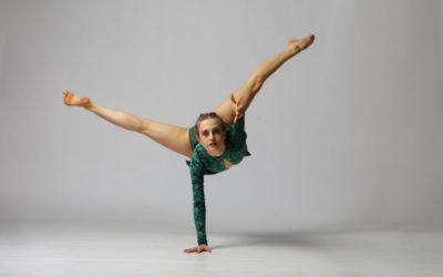 Arianna Montella alla Batsheva Dance Company