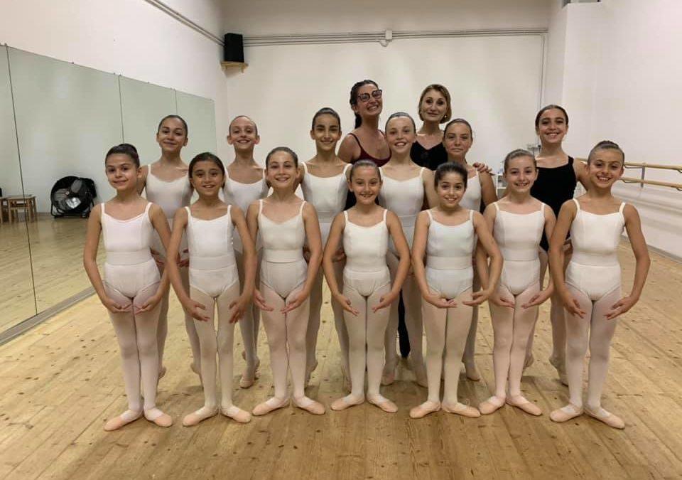 Lezione di Danza Classica con Antonina Randazzo