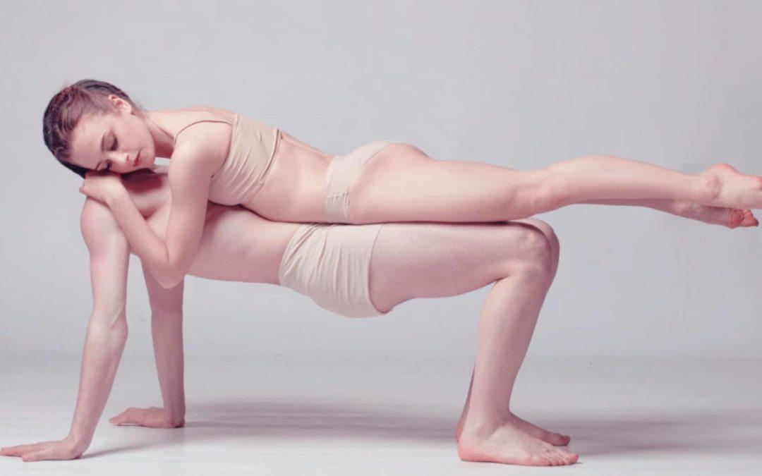 """Arianna Montella – Ballerina """"Area Jeune Ballet"""""""